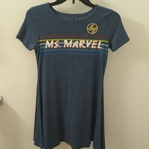 Girls Ms. Marvel Dress